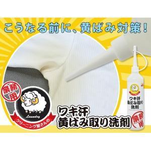 クリーニング屋さんのワキ汗黄ばみ取り洗剤 /洗濯/|value|02