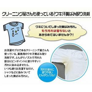 クリーニング屋さんのワキ汗黄ばみ取り洗剤 /洗濯/|value|03