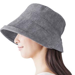播州織の軽くてしっかり帽子|value