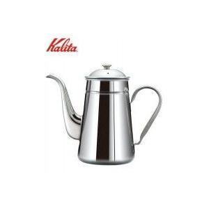 Kalita(カリタ) ステンレス製 コーヒーポット 1.6L 52031|value