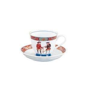 伊万里焼 珈琲道コーヒー碗皿 KK-1|value