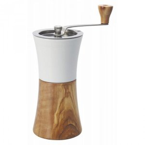 HARIO(ハリオ) セラミックコーヒーミル・ウッド MCW-2-OV|value