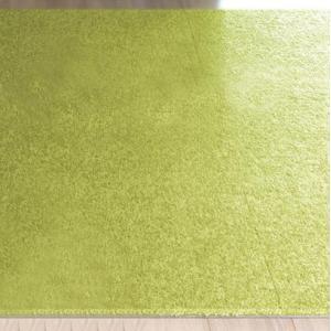 川島織物セルコン Unit Rug(ユニットラグ) ソフティライン プレーン 50×50cm 6枚入り|value