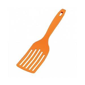 HOME chef(ホームシェフ)しなるロングターナー オレンジ(659940) /フライ返し 食洗機対応/ value