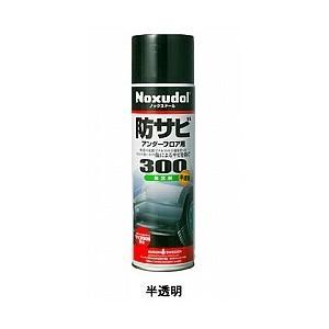 ノックスドール 300 エアゾール 半透明 /アンダーコート 防錆 無溶剤/|value