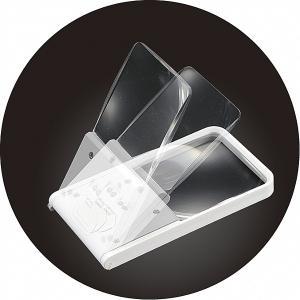 ライトルーペ コルテーゼ LEDライト付きスタンド式ルーペ 3倍 CL-3L(KKS-564030)|value|04
