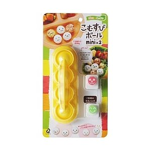 こむすびボール mini×2 /おにぎり おむすび 型 お弁当/