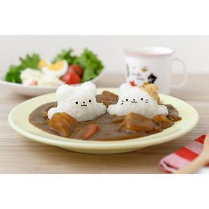 ぴょこんとおにぎり くまにゃん/おにぎり型 おむすび 型 お弁当/|value|09
