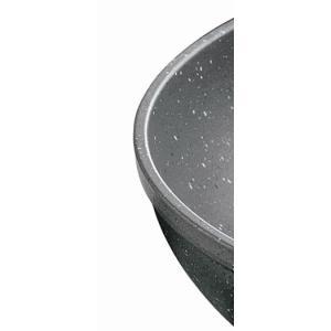 フライパン LIKE IH対応 ストーン調 マーブルコートフライパン 28cm LK-02(KKS-113230)/アルミ ガスコンロ対応/|value|05