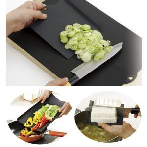 料理道具セット 一人暮らし 料理道具 8点セット/調理器具 鍋 フライパン 包丁 まな板/ value 09