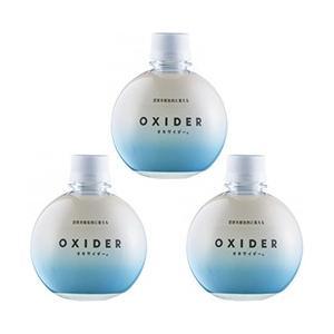 オキサイダー 置き型 320g×3個セット/OXIDER 空間除菌剤 玄関・居室・トイレ・浴室/