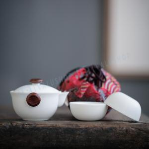 日式 旅行茶器セット 持ちやすい 便利 戸外 プレゼント 可愛い