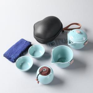 日式 旅行茶器セット 7点セット 持ちやすい 便利 戸外 プレゼント