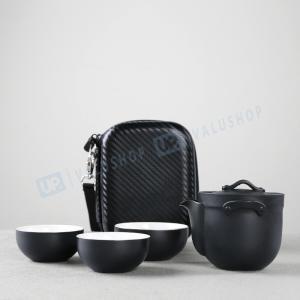 日式 旅行茶器セット 持ちやすい 便利 戸外 プレゼント