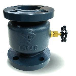 TOBO東邦工業 ノン・ハンマー・チャッキバルブNH80|valvegennosuke1