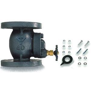 TOBO東邦工業 ポンプ用チャッキバルブ40|valvegennosuke1
