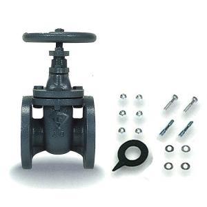 TOBO東邦工業 ポンプ用スリースバルブ(ゲートバルブ)40|valvegennosuke1