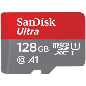 SanDisk(サンディスク) SDSQUA4-128G-GN6MN(海外パッケージ) ウルトラ microSDXC メモリーカード 128GB|vanda