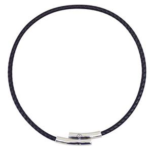 Colan Totte(コラントッテ) ネックレス TAOネックレス FINO M 43cm ABAAI01M ブラック|vanda