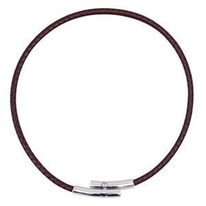 Colan Totte(コラントッテ) ネックレス TAOネックレス FINO M 43cm ABAAI13M ブラウン|vanda
