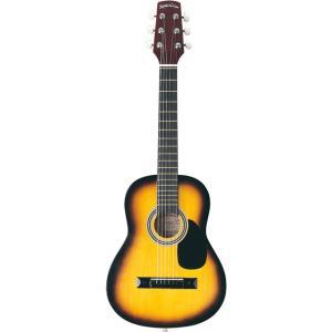 Sepia Crue ミニギター/Tobacco Sunburst W50/TS vanda