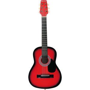 Sepia Crue ミニギター/Red Sunburst W50/RDS vanda