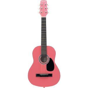 Sepia Crue ミニギター/Pink W50/PK vanda