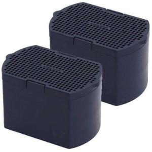 島産業 生ごみ減量乾燥機 パリパリキューブライトアルファ専用脱臭フィルター PCL-33-AC33[PCL33AC33](交換用脱臭フィルター2個入り) vanda