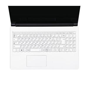 エレコム キーボード防塵カバー NEC LAVIE Note NEXT 15.6inch PKB-98LN1 vanda