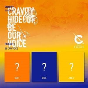 Cravity Season3. Hideout: Be Our Voice  / CRAVITY (CD)|vanda