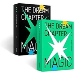 夢の章:MAGIC(KOR)  / TOMORROW × TOGETHER (CD)|vanda