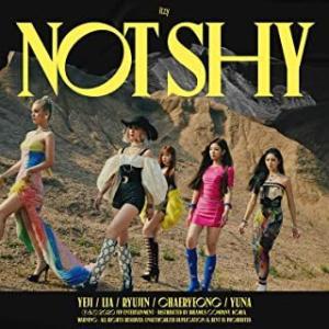 Not Shy (KOR)  /  ITZY (CD)|vanda