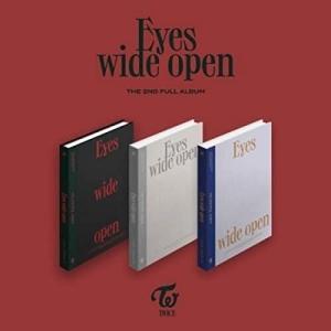 Eyes Wide Open / TWICE (CD)|vanda