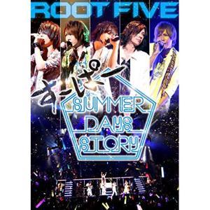 ROOT FIVE JAPAN TOUR 2014 すーぱー SUMMER DA.. / ROOT FIVE (DVD)|vanda