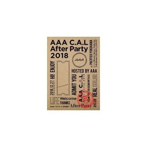 AAA C.A.L After Party 2018 / AAA (DVD)|vanda