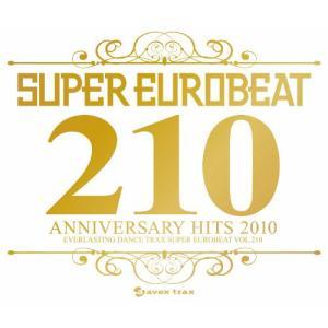 スーパー・ユーロビート VOL.210 / オムニバス (CD)