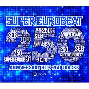 スーパー・ユーロビート VOL.250 / オムニバス (CD)