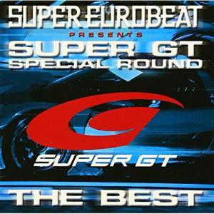 スーパー・ユーロビート・プレゼンツ・スーパーGT-スペシャル・ラウンド- / オムニバス (CD)