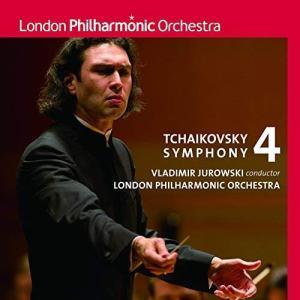 【CD】チャイコフスキー:交響曲第4番/ユロフスキ&ロンドン・フィル ユロフスキ・アンド・ロンドン・フイル