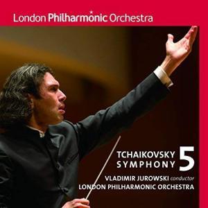 【CD】チャイコフスキー:交響曲第5番/ユロフスキ&ロンドン・フィル ユロフスキ・アンド・ロンドン・フイル