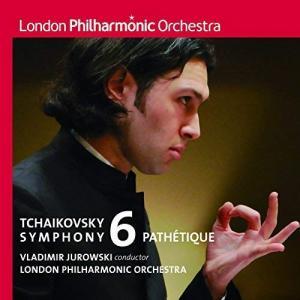 【CD】チャイコフスキー:交響曲第6番《悲愴》/ユロフスキ&ロンドン・フィル ユロフスキ・アンド・ロンドン・フイル