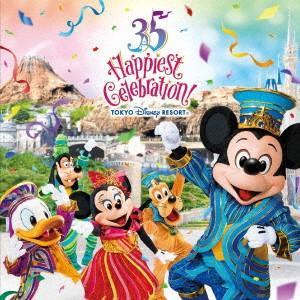 """東京ディズニーリゾート 35周年 """"ハピエストセレブレーション!"""" アニバーサリ.. / ディズニー (CD)"""