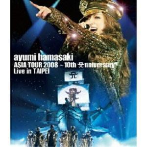 ayumi hamasaki ASIA TOUR 2008〜10th Anniv.. / 浜崎あゆみ (Blu-ray)|vanda