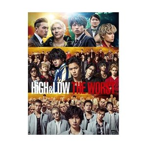 HiGH&LOW THE WORST(Blu-ray Disc) / 川村壱馬/志尊淳 (Blu-ray)|vanda