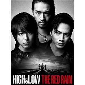 HiGH & LOW THE RED RAIN(通常版)(Blu-ray Dis.. / TAKAHIRO/登坂広臣/斎.. (Blu-ray)|vanda