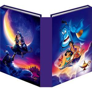 アラジン MovieNEX ブルーレイ+DVDセットコレクション / メナ・マスード/ディズニー (Blu-ray)