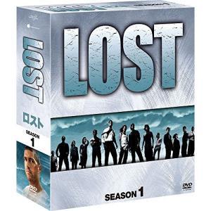 LOST シーズン1 コンパクトBOX / マシュー・フォックス (DVD)