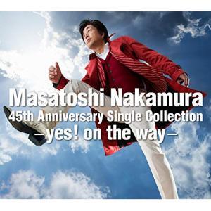 Masatoshi Nakamura 45th Anniversary Sing.. / 中村雅俊 (CD) (発売後取り寄せ)|vanda
