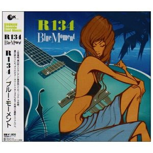 Blue Moment / R134 (CD)