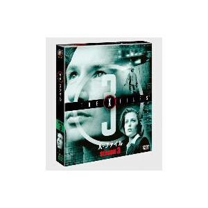 X-ファイル シーズン3 SEASONSコンパクト・ボックス / デイヴィッド・ドゥカブニー (DV...